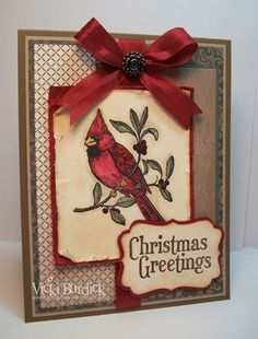 SSSC93....Christmas Greetings by justcrazy - Cards and Paper Crafts at Splitcoaststampers