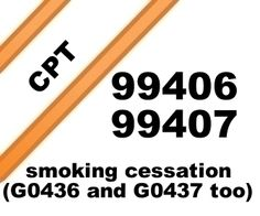 Smoking Cessation Counseling Codes Explained.