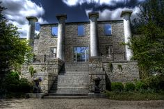 Patapsco Female Institute- host to our haunted ruins attractions