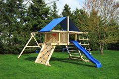 Outdoor toys for keeping children occupied all time very long and turn each of your yard right into a recreation space regarding the young children by using new backyard spin equipment. Outdoor Toys, Outdoor Fun, Outdoor Games, Cedar Swing Sets, Backyard Playground, Playground Ideas, Play Yard, Play Houses, Kids Playing