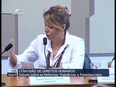 ACONTECIMENTOS ATUAIS É PRENÚNCIO DA ÚLTIMA HORA!!! .: COMISSÃO DE DIREITOS HUMANOS DO SENADO, MIRIAN D. ...