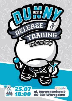 Impreza z okazji premiery nowej serii Dunny 2012 @ Plastikowe Serce