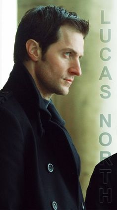 Richard Armitage - Lucas North - Spooks/ MI-5 I love me some brit  t.v.