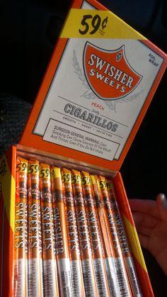 #swisherweets #swishersmoke #swisher #sweet #smoke #peach