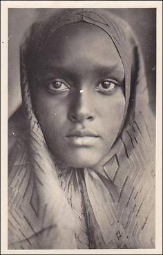 RP, Native Portrait, C. Zagourski Leopoldville - Congo Belge, Africa, 1930-1940s (3) Item# SCVIEW159522 (166003396) SCVIEW on Playle.com