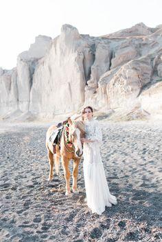 Kiara and Jake   George Liopetas Anthropologie Wedding, Seashell Wedding, Couture Wedding Gowns, Santorini Wedding, Romantic Destinations, Bridal Musings, Destination Wedding Photographer, Wedding Bride, Sea Shells