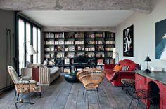Un espace décloisonné pour un endroit réinventé  Photographe : Nicolas Mathéus