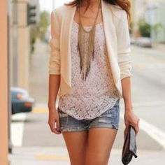 Lovely yet casual!