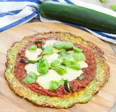 This low carb zucchini crust pizza is crispy, delicious and a great way to add more vegetables to your diet. Next to cauliflower, the vegetable I've enjoyed experimenting with most is zucchini. I already previously made a successful cauliflower pizza crust which my husband loves, so I thought, why not zucchini? With summer just around the …