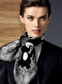 Modanisa Aker silk scarf http://www.modanisa.com/-aker-2013-ipek-esarp-koleksiyonu-5798311--aker.html