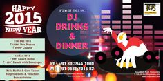 New Year Bash in Bangalore on December 31, 2014