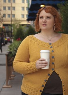 Little Red in the City knitting patterns (book). Up to fairly large plus-sizes.