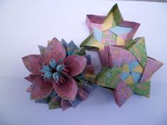 My creations - origami