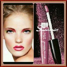 HP 2/28 Best in MakeupLong lasting Lip Shimmer Amazing long lasting Lip Shimmer Stick (Sweet Pink) new sealed Makeup Lipstick