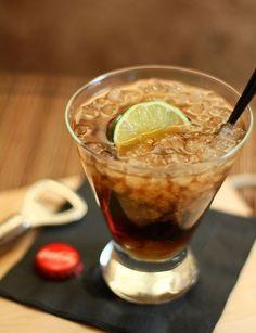 Cuba LIbre – Rum, Coca Cola and Lime — Creative Culinary :: Food & Cocktail Recipes - A Denver, Colorado Food & Cocktail Blog