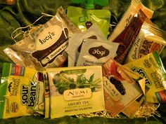 Giveaway! LPHJ Kitchen is giving away a little box of GF goodies! Check it out!