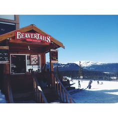 Wow! Looks like a beautiful day at our Mt. Washington store! Instagram photo by @chrissy (Maija McKenzie)
