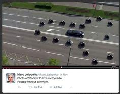 Eskorte von Wladimir Wladimirowitsch Putin - http://www.dravenstales.ch/eskorte-von-wladimir-wladimirowitsch-putin/