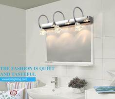Led lâmpada de parede do banheiro espelho de luz arandelas de parede espelho luzes led moderna iluminação lâmpadas estender cabeceira iluminação interior em Luzes de parede de Luzes & Iluminação no AliExpress.com   Alibaba Group