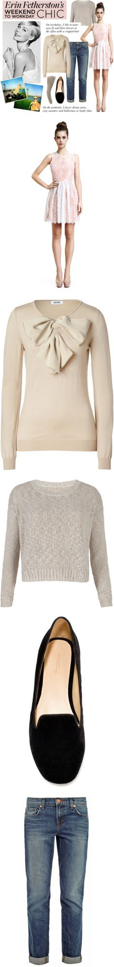 """Erin Fetherston: Weekend to Workday Chic"" by polyvore-editorial on Polyvore"