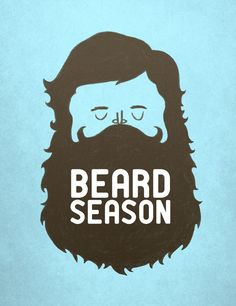 Let the beard season begin.