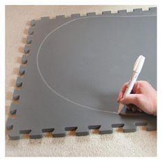 How to Make a Moss Shower Mat | eHow