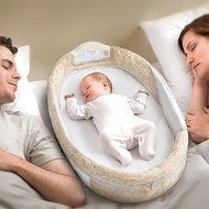 Sécurité et confort optimal pour bébé avec ce lit portable.