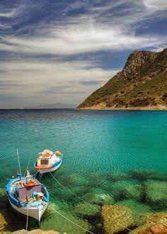 Aegean Blue by pjones747 Aegean Sea, Mediterranean Sea