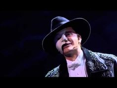 """Ramin Karimloo, Phantom """"All I Ask of You Reprise"""" Not only is this my favorite part of All I Ask of You, but it's Ramin Karimloo, who does an excellent performance as the Phantom. Dear Lord. Too good."""