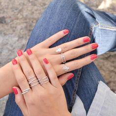 Majolie  - Linea Silver Ring -   - 1
