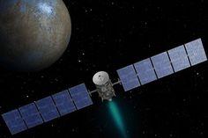 Imagem de Airbus vai fabricar 900 satélites do projeto de rede de internet do espaço no tecmundo