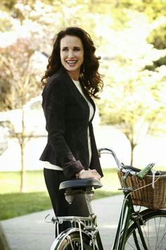 Andie MacDowell - I've always loved her but now I love her even more