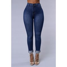 Jeans featuring polyvore women's fashion clothing jeans bottoms