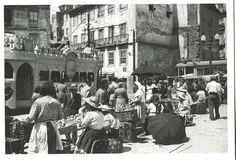 Praça da Figueira - 1947.VII.28
