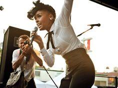 Janelle Monae – We Were Rock & Roll