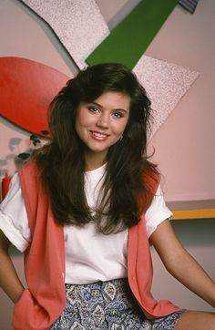 Tiffani Thiessen in Saved by the Bell (1989)