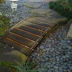 japanese dry creek | 991 dry creek bed · japanese garden bridge Home Design Photos