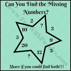 Interesting Fun Star Math Puzzle & Brain Teasers for Kids Math Puzzles Brain Teasers, Riddle Puzzles, Math Quizzes, Brain Teasers For Kids, Logic Puzzles, Math Resources, Picture Puzzles Brain Teasers, Riddle Games, Math For Kids