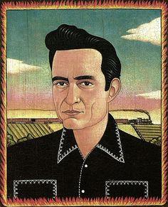 Johnny Cash, Marc Burckhardt