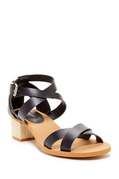 Molly Open Toe Sandal by Calvin Klein on @nordstrom_rack