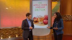 Sneak Peek: The Apple Cider Vinegar Detox to Beat Belly Fat: It's one of the most Googled health foods out there. Today, nutritionist J.J. Smith reveals why she loves apple cider vinegar and who can benefit from an apple cider vinegar detox.