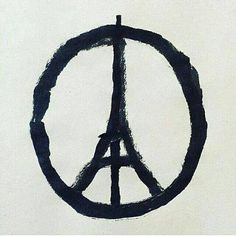 Our hearts, thoughts, prayers, and positive vibrations are with the people of France. #PeaceForParis #PeaceForWorld