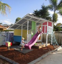 My Cubby #cubbyhouse #play #fun #kids #outdoorplay #outdoors