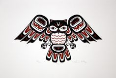 Haida Owl