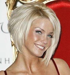 Sarah-Harding-Bob-Hairstyle