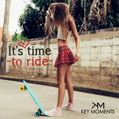 It's time!! ❤️ #keymoments #keymomentsbangles #key_moments_jewelry #bangle #skate #skateboard #freedom #ride #summer #jewelry #quote #fun #love #beyourself