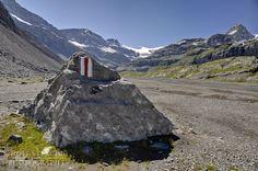 Lämmerenboden - vor dem Aufstieg zur Lämmerenhütte