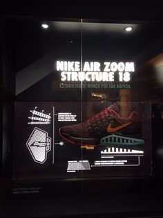 NIKE Zoom Structure 18 at Nike Store Ipanema