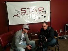 Hiphop Goody gunz Interveiw star draft music
